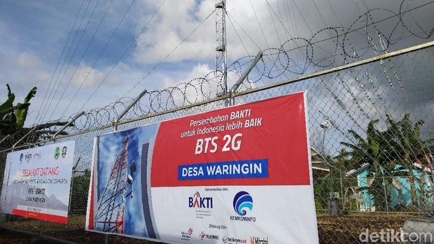 Di 2019, BAKTI Kominfo Incar Pendapatan Rp 3,1 T