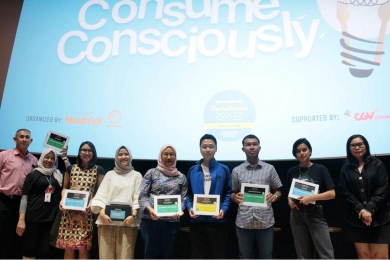 Cara Unik Bank DBS Indonesia Gaungkan Semangat Peduli Lingkungan