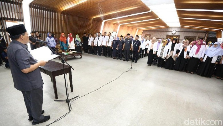 Pemkot Bandung Anggarkan Rp 800 Juta untuk Dokter Spesialis