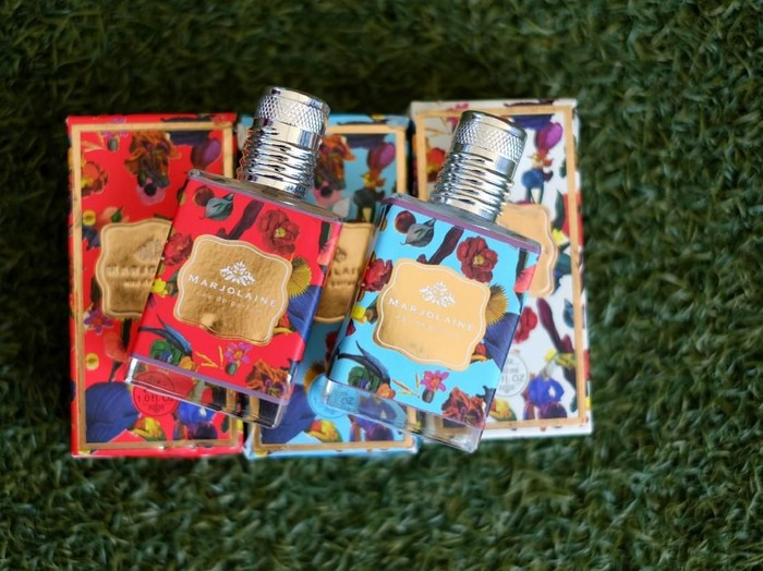 Parfum lokal bergaya vintage, Marjolaine. Foto: Silmia Putri/Wolipop