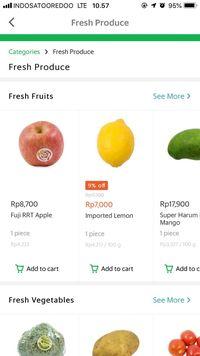 Grab Sediakan Beragam Fitur Bantu Pelanggannya Diet Vegetarian