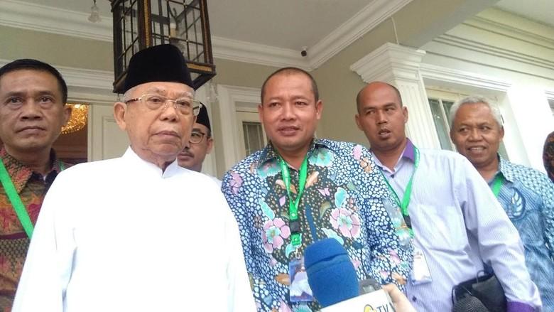 TKD Jokowi-Maruf Targetkan Raih 70 Persen Suara di Tangerang