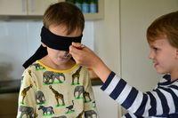 Demam Film 'Bird Box', Makan dengan Mata Tertutup Jadi Tren