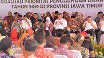 2019, Dana Desa Akan Fokus Tingkatkan Kualitas SDM Kepala Desa