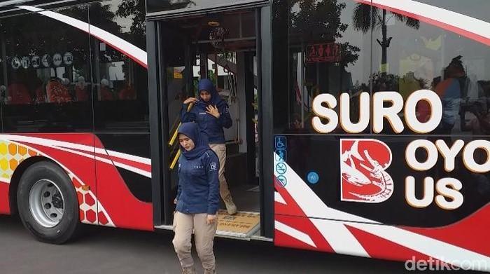 bus suroboyo baru