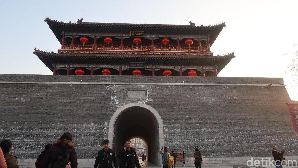 Cantiknya Kota Tua Berumur Ratusan Tahun di Shandong