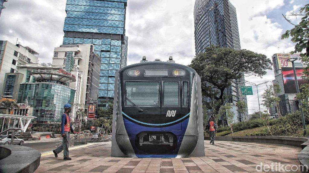 Tunggu Keputusan Anies, Ini Bocoran Harga Tiket MRT Jakarta