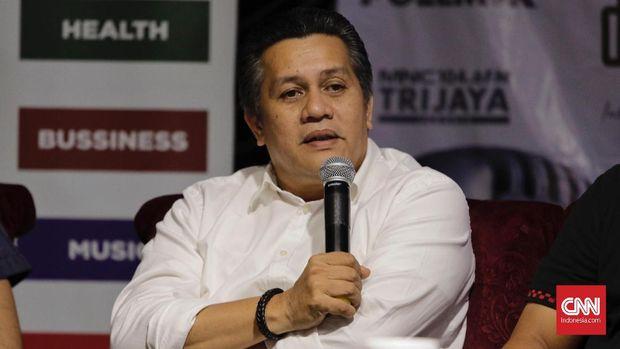 Anggota Exco PSSI Gusti Randa mengakui ada pertemuan sebelum Edy Rahmayadi mundur di Exco PSSI. (