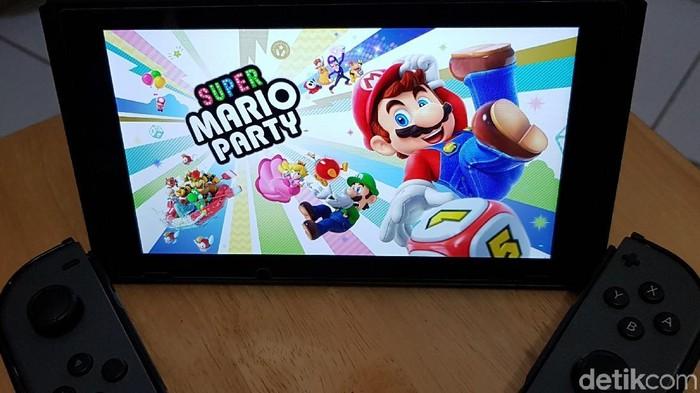 Nintendo Switch, Ilustrasi Nintendo Switch, Switch