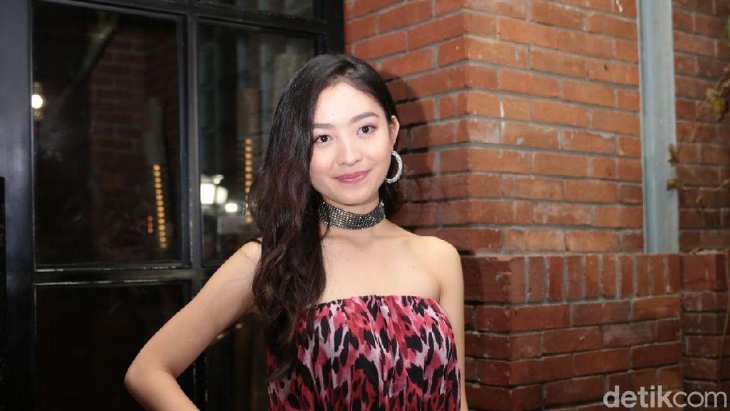 Bikin Kecewa, Natasha Wilona Cerita Ciuman Pertama