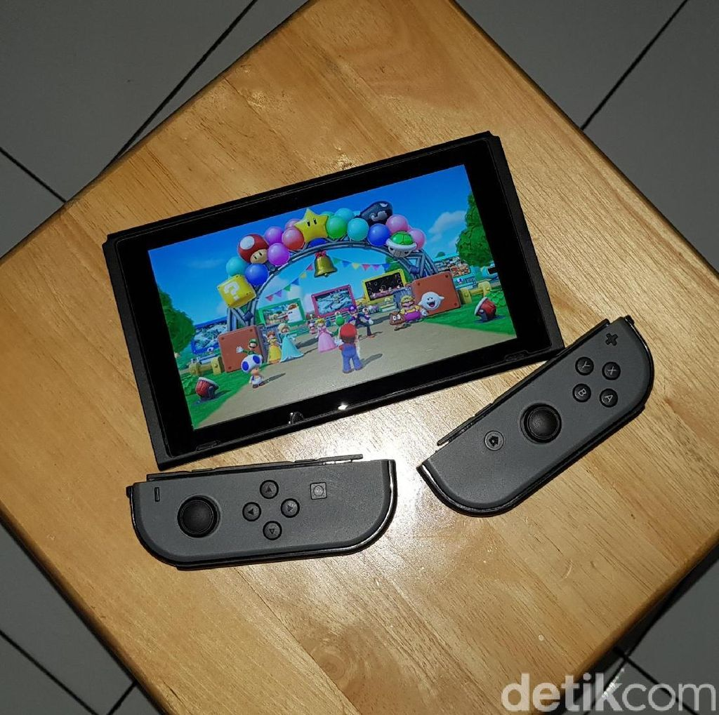 Berkah Nintendo Mulai Jual Switch di China