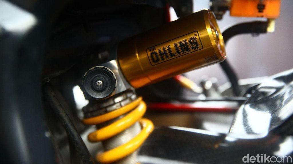 Walau Harga Kurang Bersahabat, Suspensi Ohlins Jualannya Mantul