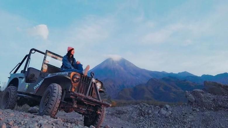 Ilustrasi wisatawan (Foto: Dewi Sartika Kowi/dTraveler)