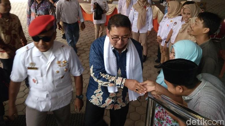 Fadli Zon Yakin Elektabilitas Prabowo Bisa Salip Jokowi