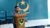 Tanggapi Capres Dildo, Eks Ketua MK Khawatir Banyak yang Golput
