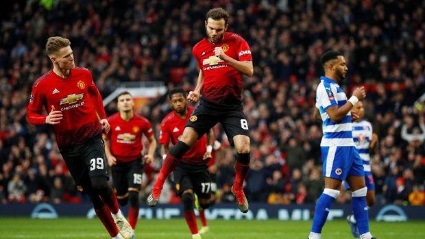 Solskjaer Tak Menargetkan Man United Finis di Empat Besar