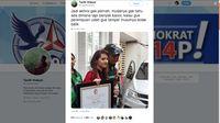 Caleg PD Nge-tweet Ingin Menampar, Tsamara Amany Siap Ladeni