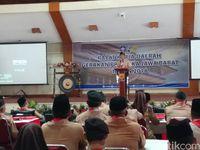 Ridwan Kamil Jadikan Pramuka Ujung Tombak Program Kebencanaan