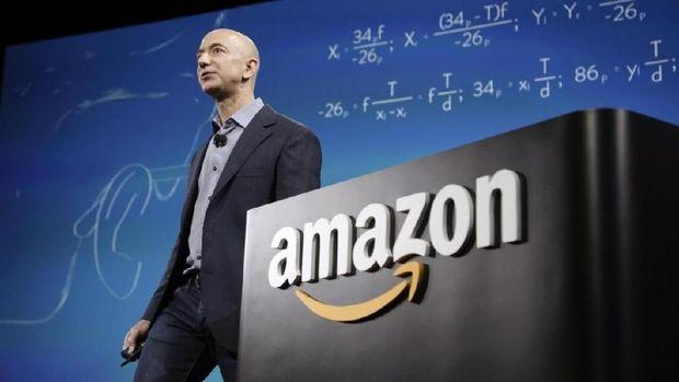 Jeff Bezos Tantang Saingannya Naikkan Gaji Karyawan