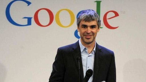 Larry Page Mundur, Sundar Pichai Jadi Alphabet
