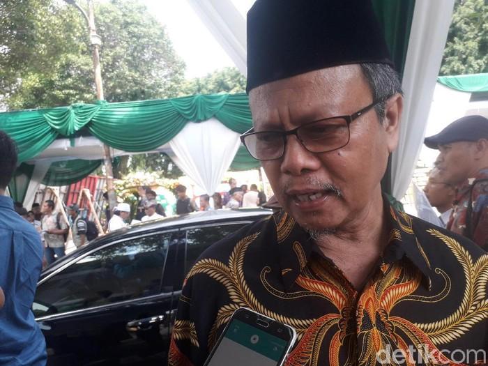 Waketum MUI Yunahar Ilyas (Foto: Ristu Hanafi/detikcom)