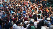 Kampanye di Samarinda, Sandiaga Janji Setop Impor Bahan Pokok
