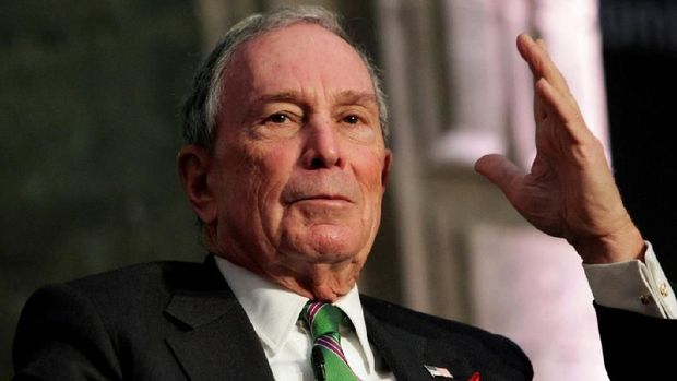 Lawan Trump, Warren Buffett Dukung Mike Bloomberg Nyapres