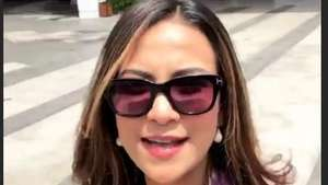 Gracia Indri Liburan di Amerika, Vanessa Angel Cantik Berkaftan