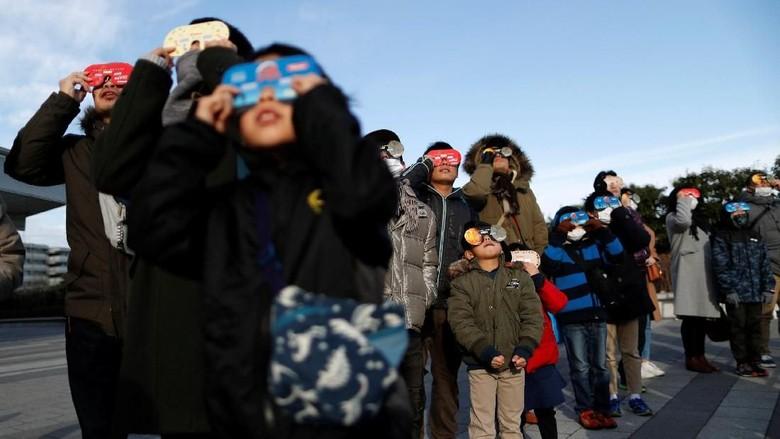 Gerhana Matahari 2 Juli Hanya di Chile-Argentina, Kapan Giliran Indonesia?