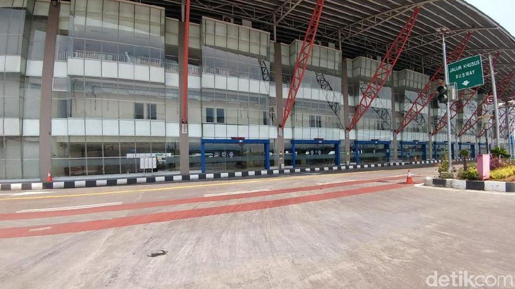 Seperti Mal, Ini Terminal Bus Terbesar se-Asia Tenggara di Pulogebang