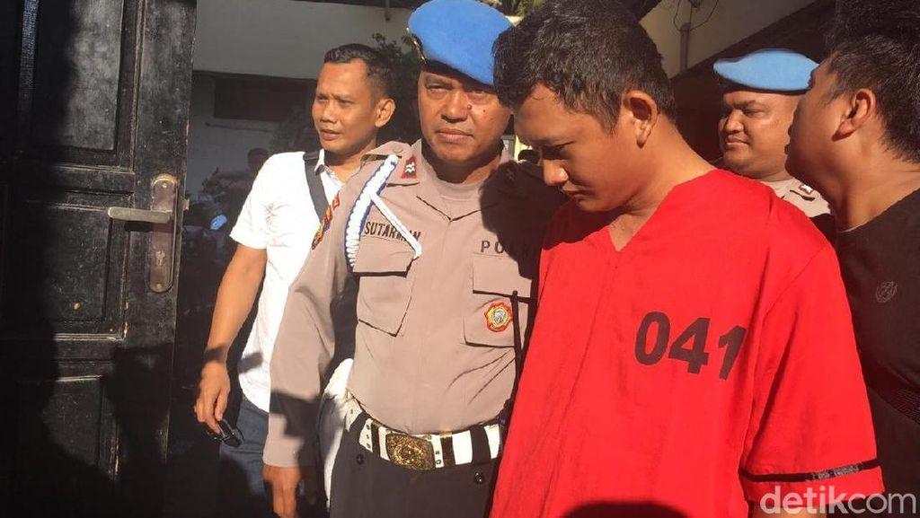 Eks Satpam Green Pramuka Bunuh Nurhayati karena Sakit Hati Diludahi