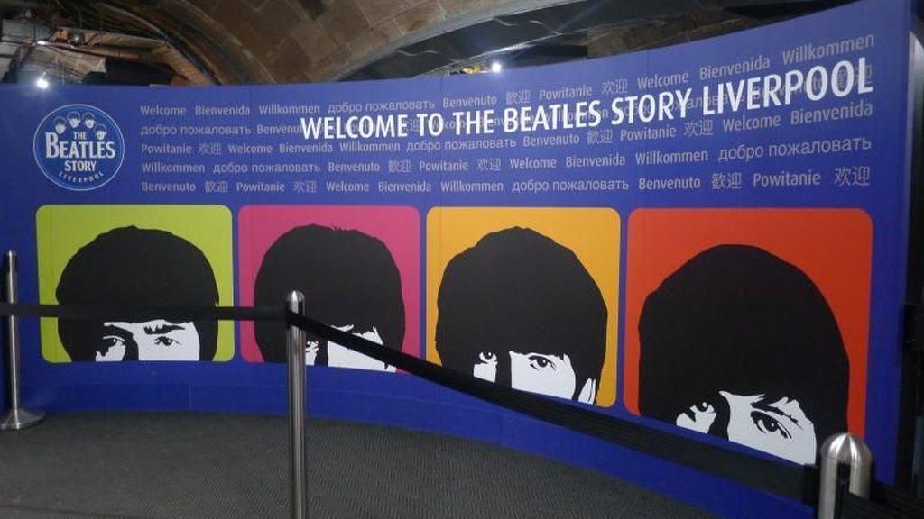 Foto: Pecinta The Beatles Wajib Mampir ke Museum Ini