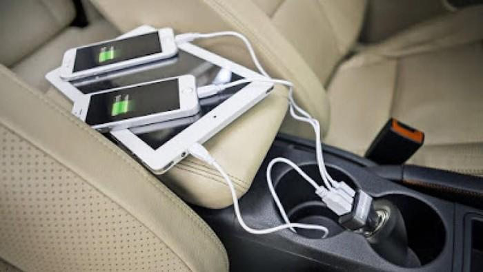 Ilustrasi charger. Foto: Toyota Astra Motor