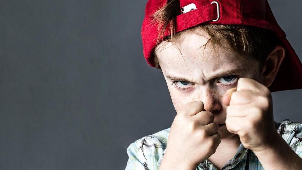 Tips agar Anak Tak Jadi Sosok Pendendam