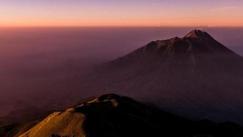 5 Fakta tentang Gunung Merbabu, Anak Gunung Wajib Tahu! Foto: (Kukuh Himawan Samudro/dTraveler)