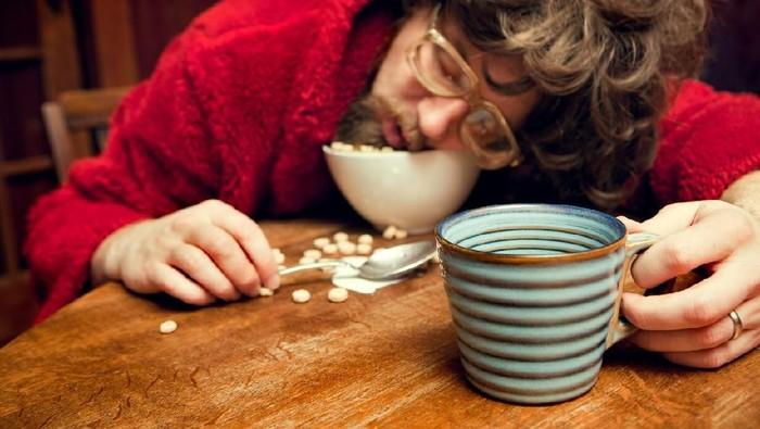 Banyak yang tidak makan pagi karena takut mengantuk. (Foto: istock)