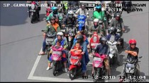 Viral, Pelanggar Lalin di Tasikmalaya Bikin Geleng-geleng Kepala