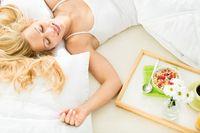 Meskipun Sudah Tidur Nyenyak, Merasa Ngantuk Usai Sarapan Ternyata Normal