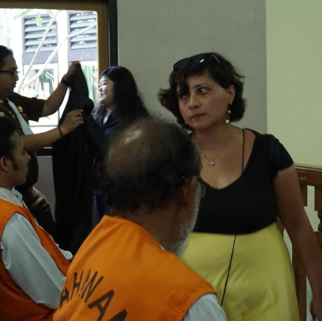 WN Inggris Penampar Staf Imigrasi Bali Divonis Hari Ini