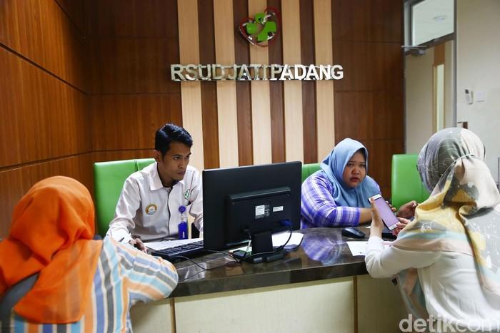 Komisi Akreditasi Rumah Sakit (KARS) menyebut akreditasi berhubungan dengan mutu rumah sakit. (Foto: Grandyos Zafna/detikHealth)