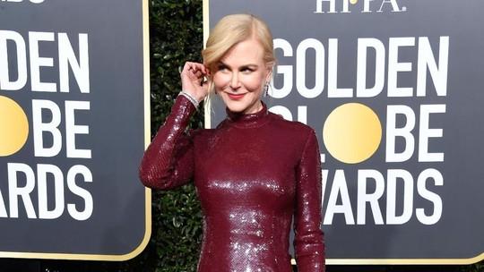 Penampilan para Selebriti Senior di Golden Globe 2019