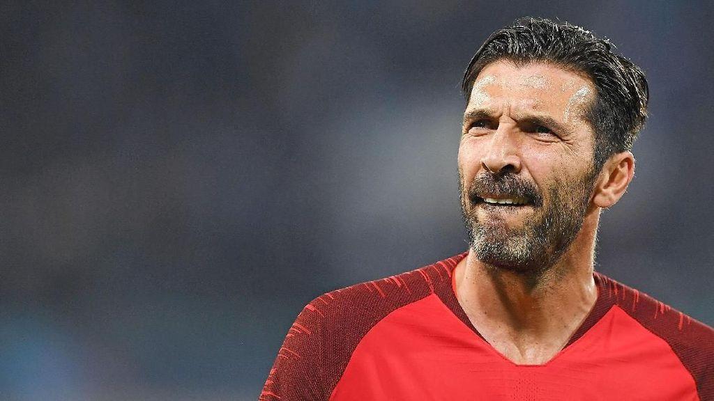 Buffon Jadi Motivasi Ekstra PSG untuk Menangi Liga Champions