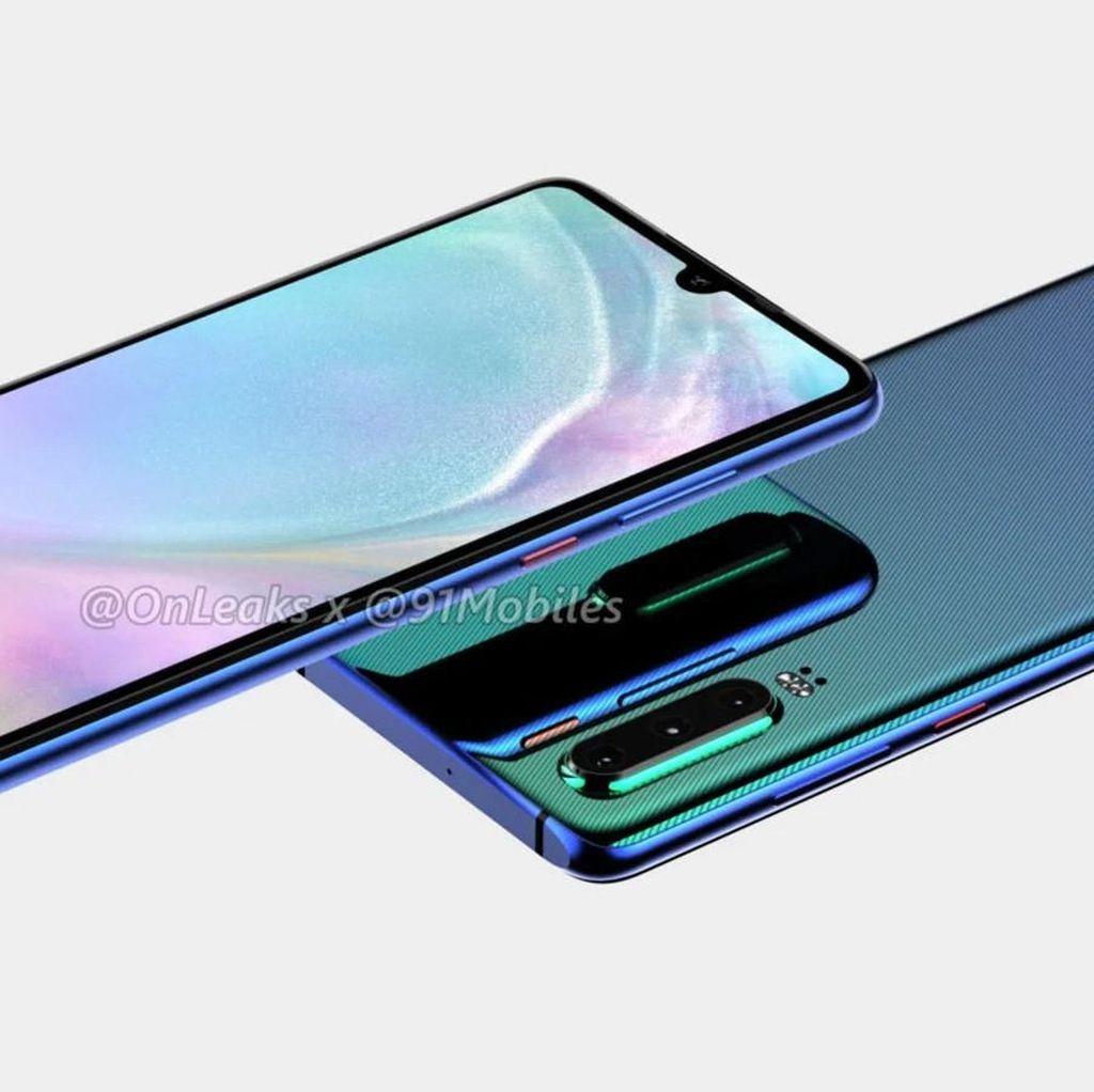 Ada Spekulasi Huawei P30 Lite Tak Masuk Indonesia