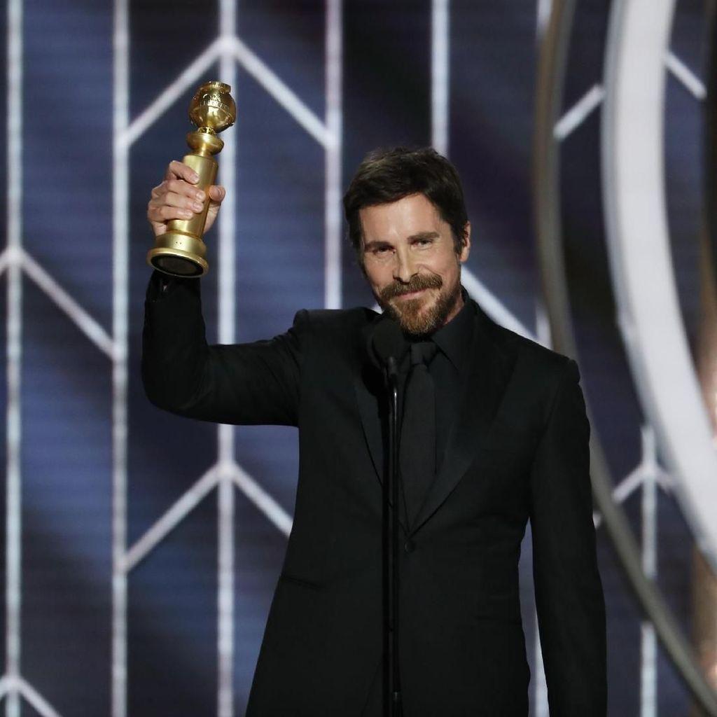 Christian Bale Tak Mau Lagi Turun-Naik Berat Badan untuk Peran