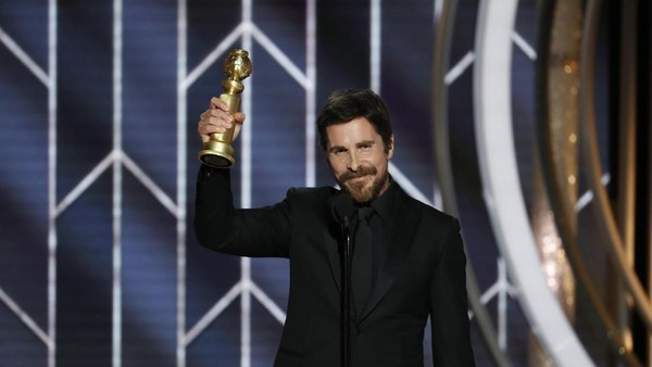 Sukses Jadi Dick Cheney, Christian Bale Berterima Kasih kepada Setan