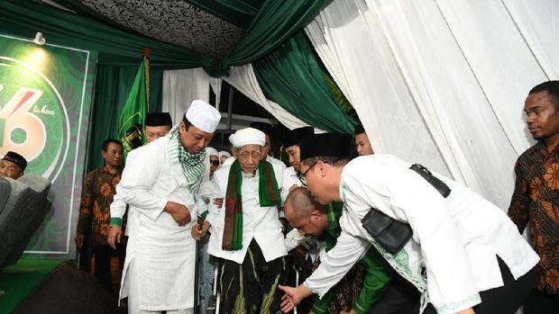 Rommy: Mbah Moen Klarifikasi Salah Ucap Doa untuk Prabowo