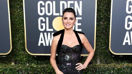 Penampilan Seksi nan Anggun Para Selebriti di Golden Globe 2018