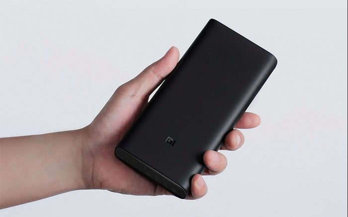 Power bank Xiaomi. Foto: Xiaomi via Gizmochina