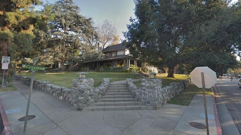 Foto: Rumah yang jadi lokasi syuting Bird Box (Google Maps)
