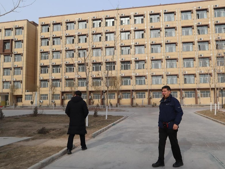 AS Blacklist 28 Entitas China Terkait Penindasan Uighur di Xinjiang